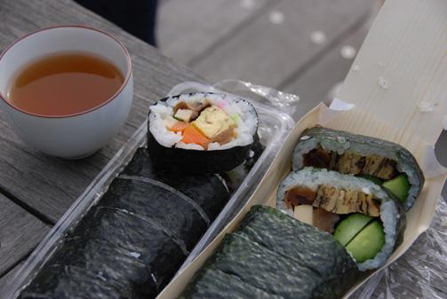 巻き寿司対決